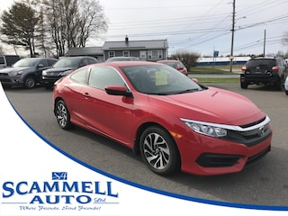 2016 Honda Civic EX Coupe Coupe