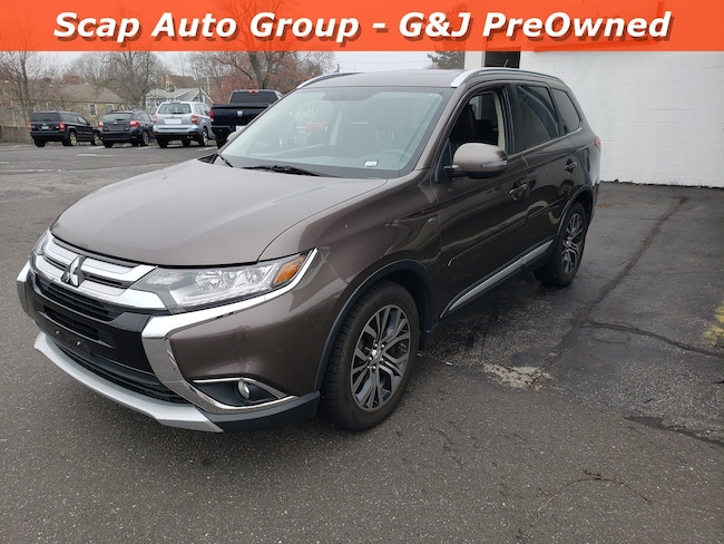 2016 Mitsubishi Outlander GT AWC  GT in Fairfield, CT