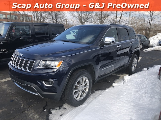 2015 Jeep Grand Cherokee Limited 4WD  Limited in Fairfield, CT