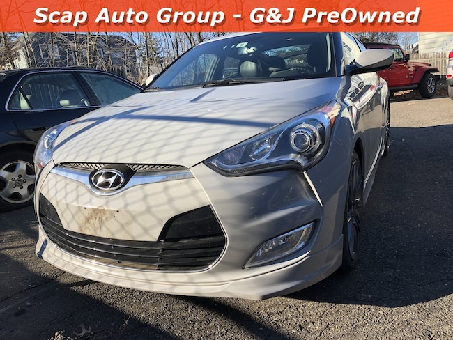 2013 Hyundai Veloster RE:MIX Coupe in Fairfield, CT