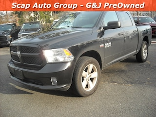 Used 2014 Ram 1500 Express 4WD Crew Cab 140.5 Express for sale in Fairfield CT