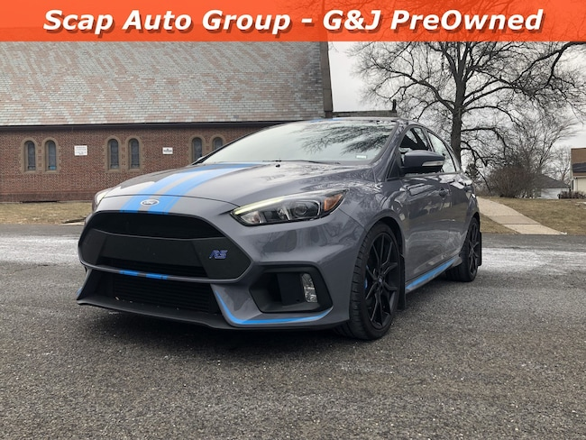 2016 Ford Focus RS HB RS in Fairfield, CT