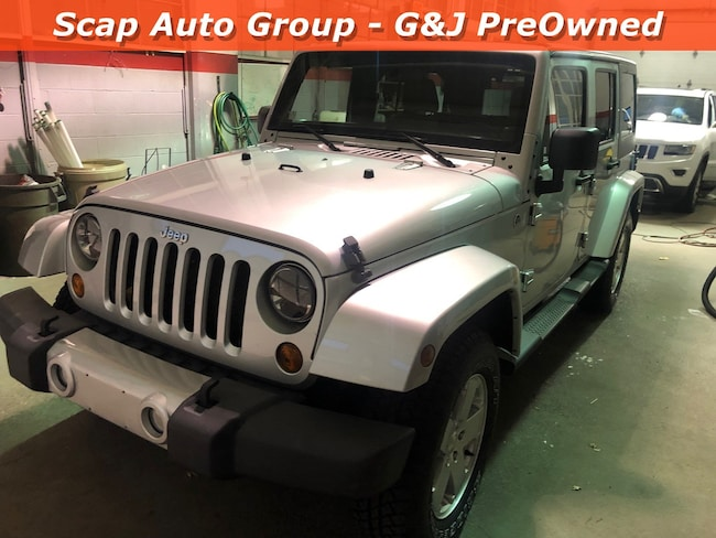 2011 Jeep Wrangler Unlimited Sahara 4WD  Sahara in Fairfield, CT