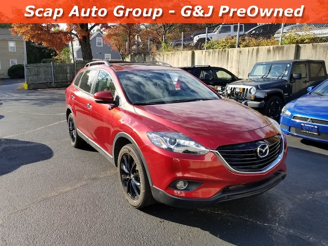 2015 Mazda CX-9 Grand Touring AWD  Grand Touring in Fairfield, CT
