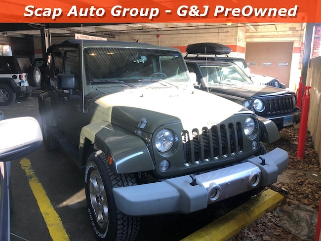 2015 Jeep Wrangler Unlimited Sahara 4WD  Sahara in Fairfield, CT