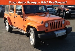 Used 2012 Jeep Wrangler Unlimited Sahara 4WD  Sahara for sale in Fairfield, CT