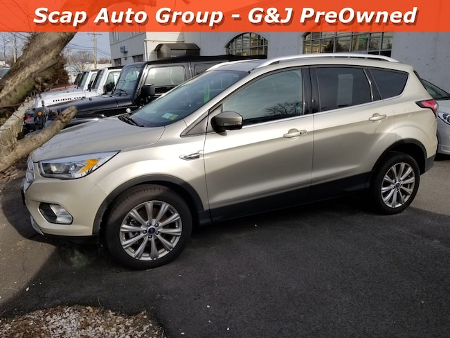 2017 Ford Escape Titanium Titanium 4WD in Fairfield, CT