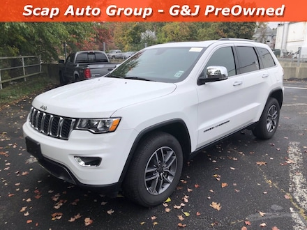 2020 Jeep Grand Cherokee Limited Limited 4x4