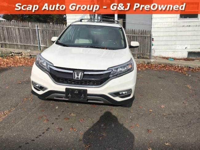 2016 Honda CR-V EX-L AWD  EX-L in Fairfield, CT