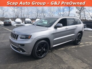 Used 2015 Jeep Grand Cherokee High Altitude 4WD  High Altitude for sale in Fairfield CT
