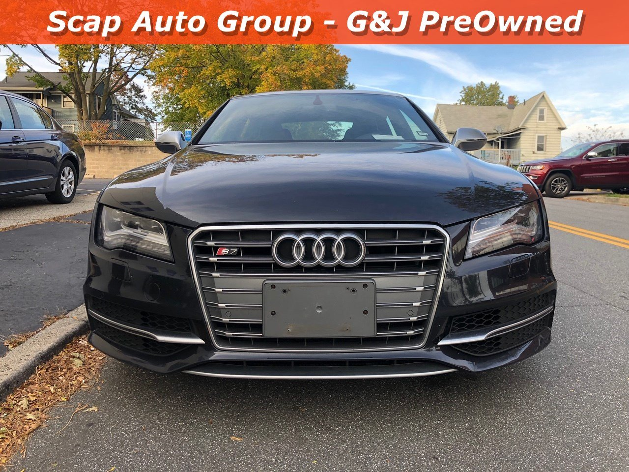 Used 2014 Audi S7 Prestige HB Prestige for sale in Fairfield CT