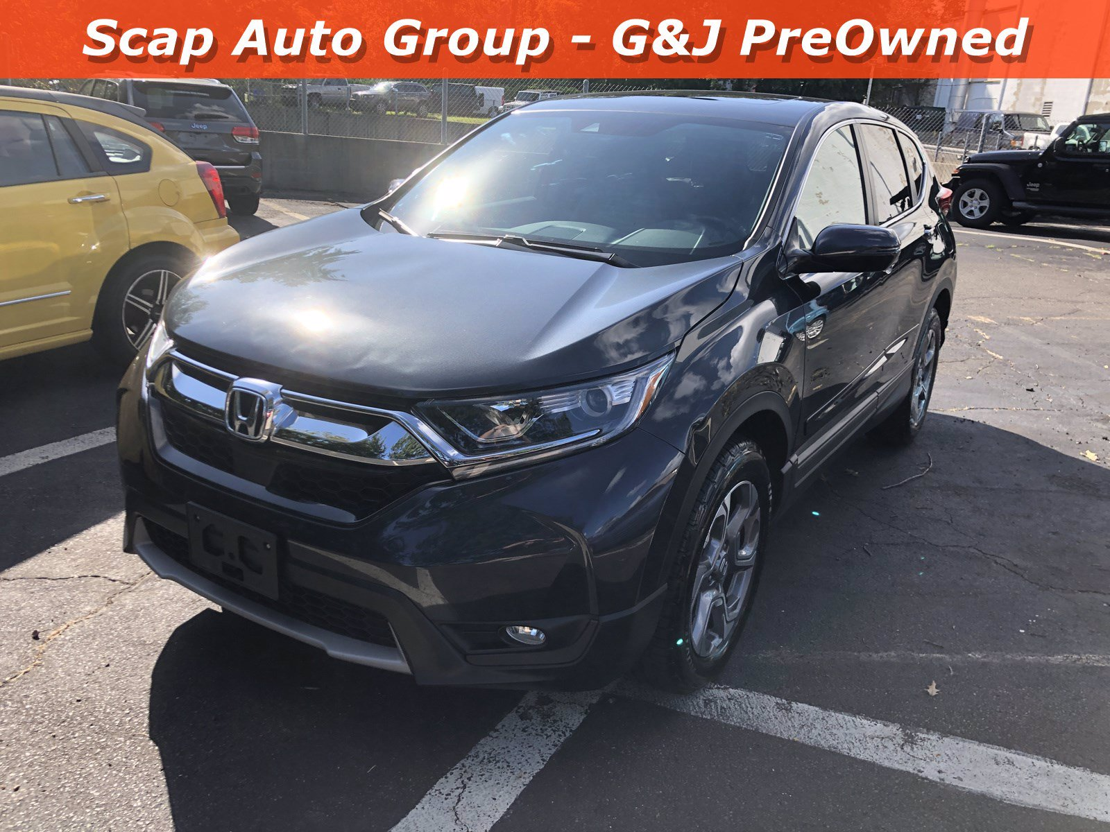 Used Honda Cr V Fairfield Ct