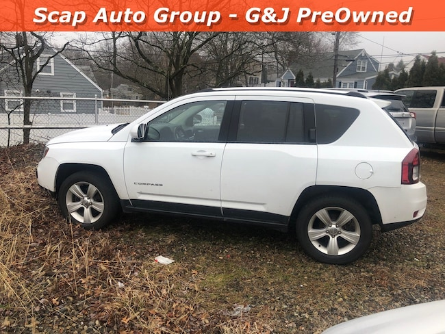 2015 Jeep Compass High Altitude Edition 4WD  High Altitude Edition in Fairfield, CT