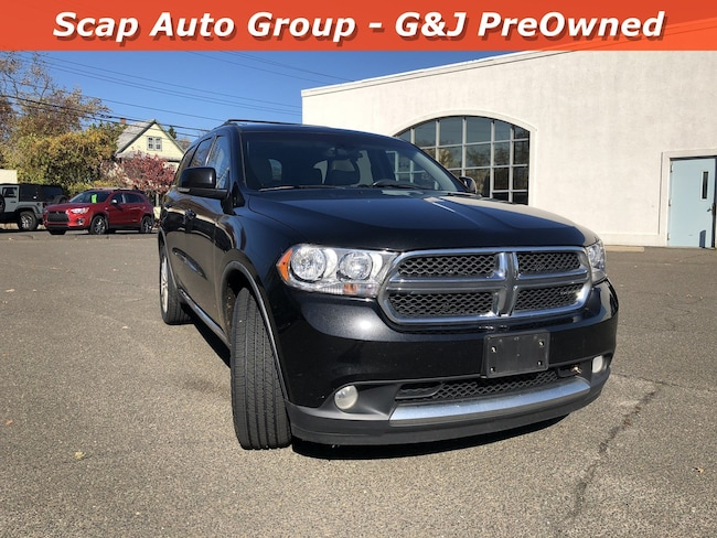 2012 Dodge Durango Crew AWD  Crew in Fairfield, CT