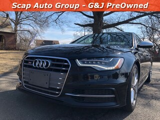 Used 2014 Audi S6 Prestige Sedan for sale in Fairfield CT