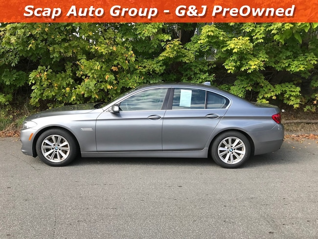 2014 BMW 5 Series 535i xDrive Sedan in Fairfield, CT