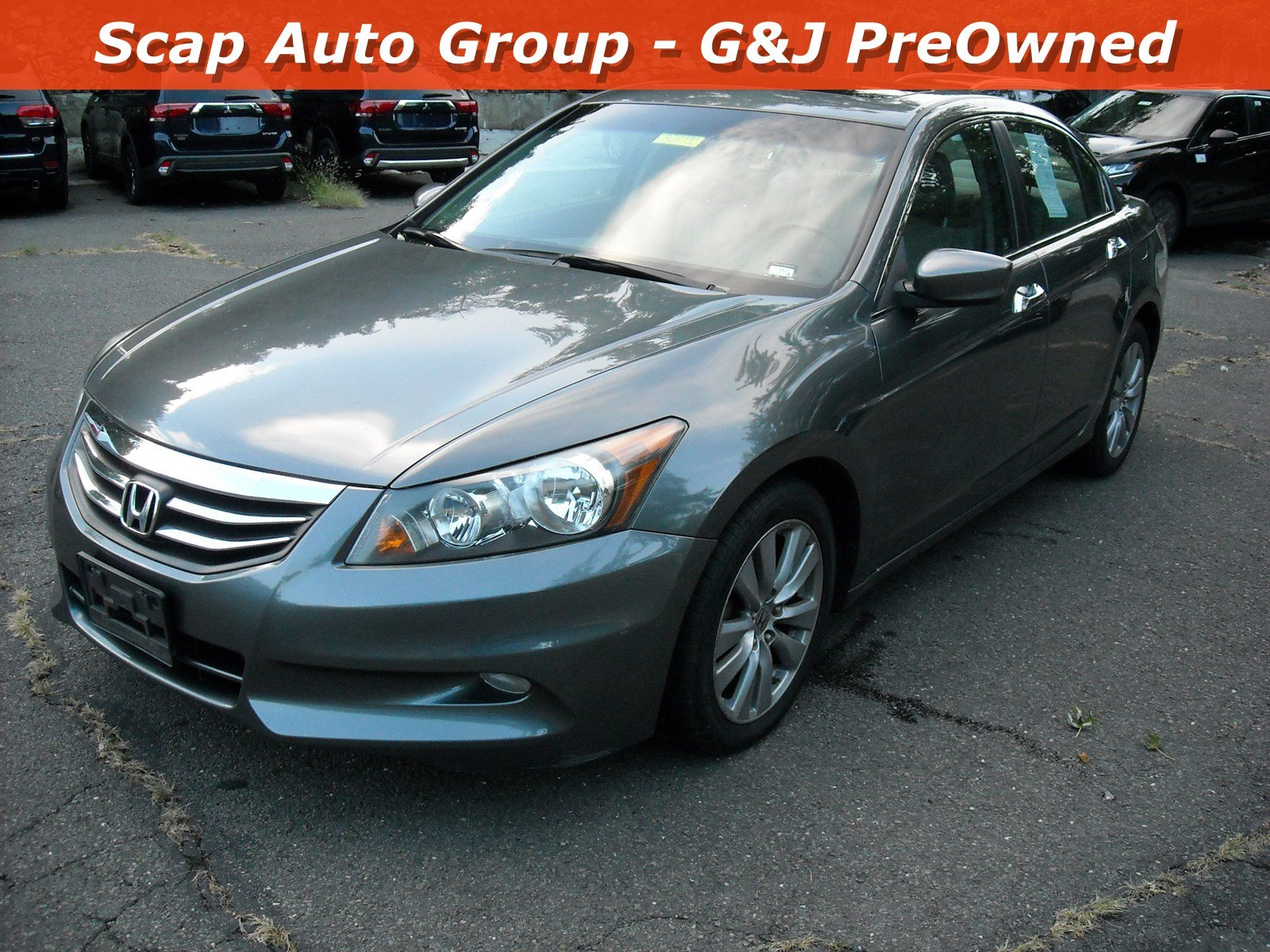 Used 2011 Honda Accord Sdn EX-L V6 Auto EX-L for sale in Fairfield CT