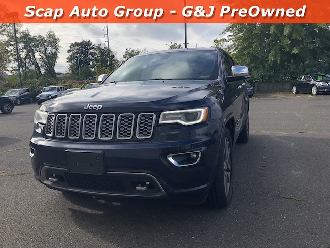 2017 Jeep Grand Cherokee Overland Overland 4x4 in Fairfield, CT