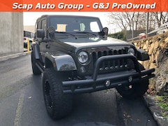 Used 2015 Jeep Wrangler Unlimited Sahara 4WD  Sahara for sale in Fairfield, CT