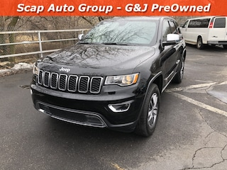 Used 2018 Jeep Grand Cherokee Limited Limited 4x4 for sale in Fairfield CT