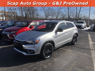 Used 2018 Mitsubishi Outlander Sport LE 2.0 LE 2.0 AWC CVT for sale in Fairfield CT