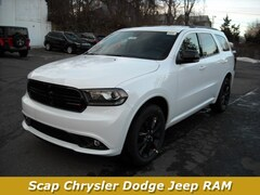 New 2018 Dodge Durango GT AWD Sport Utility for sale in CT