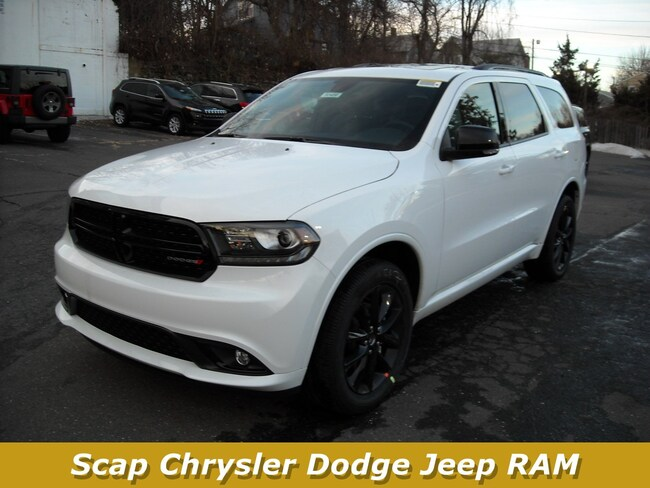 New 2018 Dodge Durango GT AWD Sport Utility in Fairfield, CT