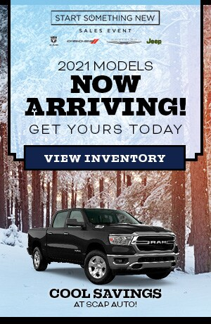 2021 Models Now Arriving!