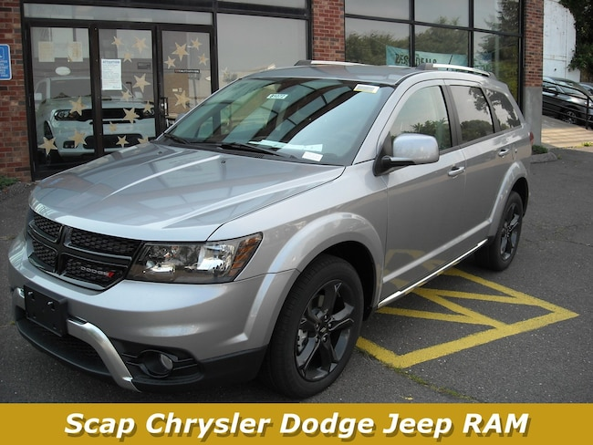 New 2018 Dodge Journey CROSSROAD AWD Sport Utility in Fairfield, CT