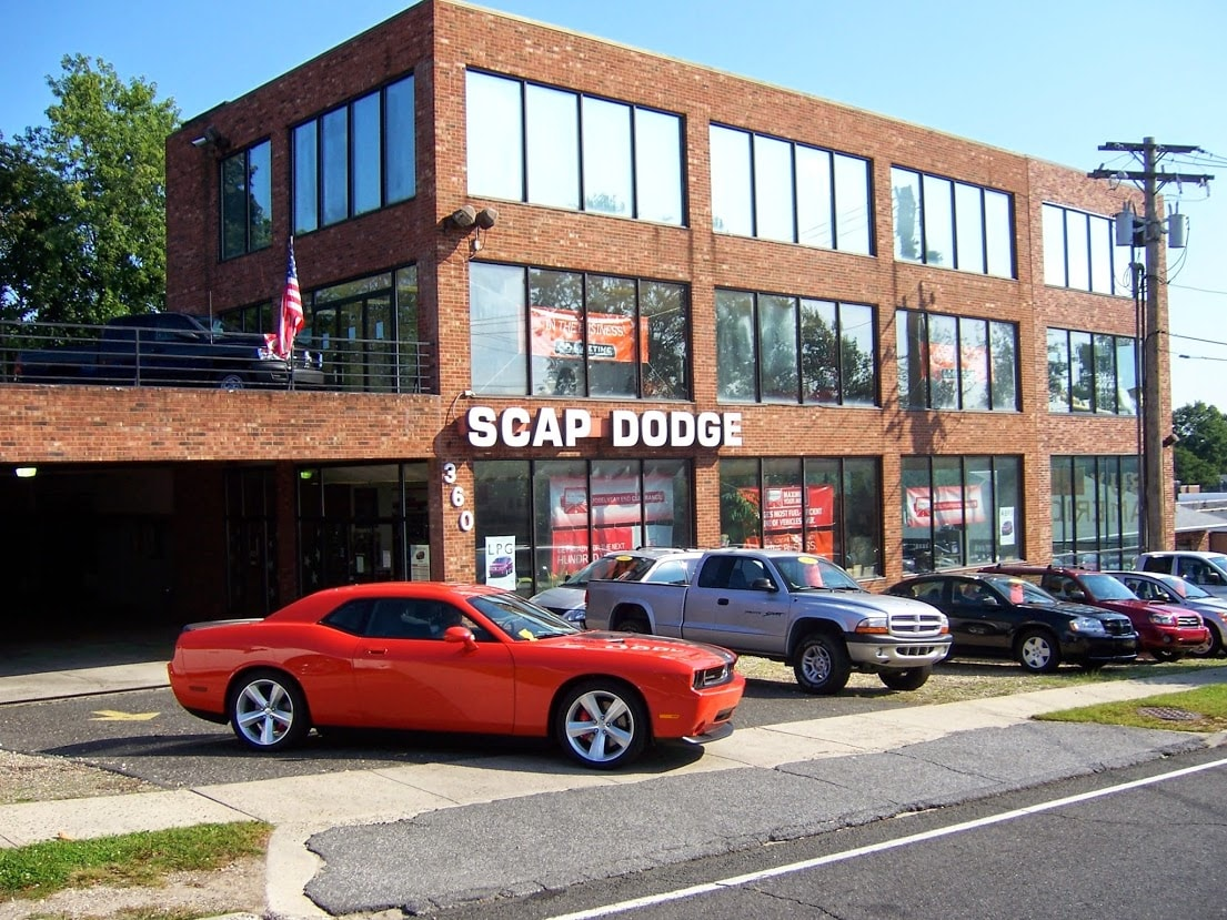 Scap Dodge Ram dealer Fairfield CT