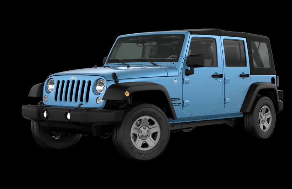 2018 Jeep Wrangler Jl Amp Wrangler Unlimited Jl In Fairfield Ct