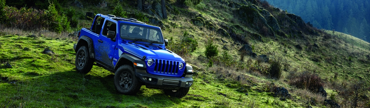 New Jeep Wrangler SUVs for Sale in Fairfield CT