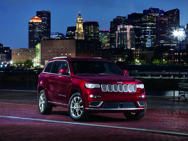 New Jeep Grand Cherokee SUVs Scap Chrysler Dodge Jeep Ram