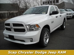 New 2018 Ram 1500 EXPRESS QUAD CAB 4X4 6'4 BOX Quad Cab for sale in CT
