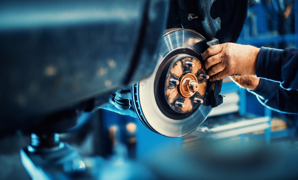 Brake Service in Fairfield, CT