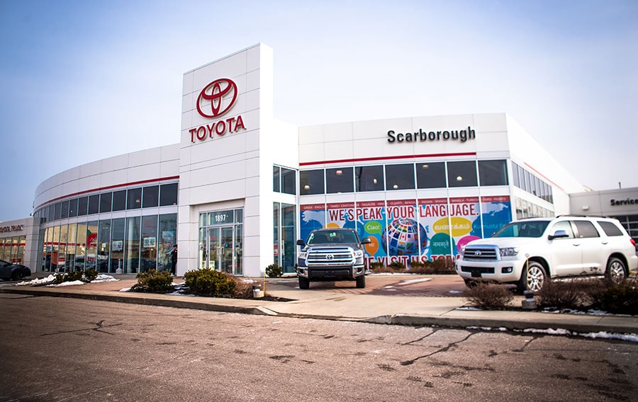 About Scarborough Toyota