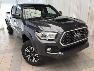 2019 Toyota Tacoma 4X4 Double Cab V6: TRD Sport Upgrade Truck Double Cab