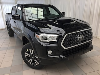 2019 Toyota Tacoma 4X4 Double Cab V6: TRD Sport Truck Double Cab