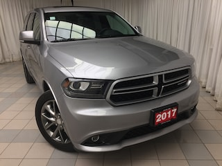 2017 Dodge Durango GT: fog lights SUV