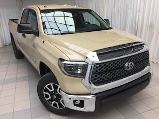 2019 Toyota Tundra 4x4 Double Cab SR5: TRD Off Road Package Truck Double Cab
