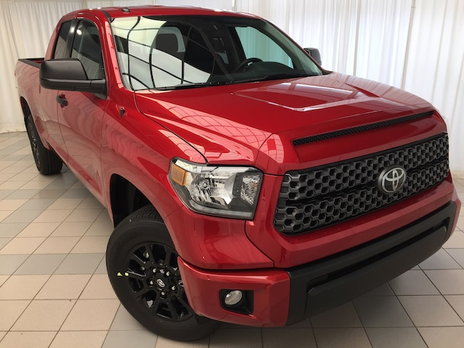 2019 Toyota Tundra 4x4 Double Cab SR 5 Truck Double Cab