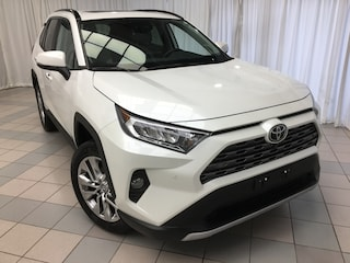 2019 Toyota RAV4 Limited AWD Standard Package +Pearl SUV