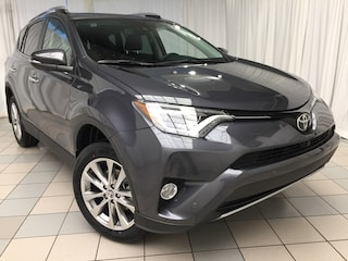 2018 Toyota RAV4 Hybrid Limited Package SUV