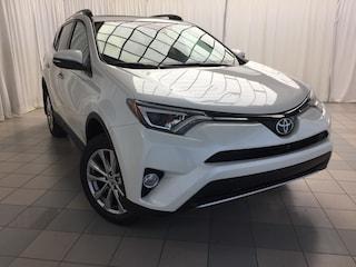 2018 Toyota RAV4 Hybrid Limited Package SUV