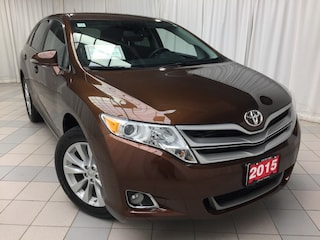 2015 Toyota Venza 4DR WGN: 1 owner lease, no accidents Wagon