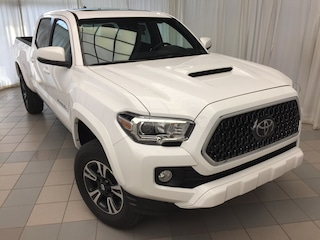2019 Toyota Tacoma Double Cab V6: TRD Sport Upgrade Package Truck Double Cab