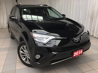 2016 Toyota RAV4 Limited: Navigation SUV