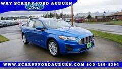 New 2019 Ford Fusion Hybrid SE Sedan for Sale in Auburn WA
