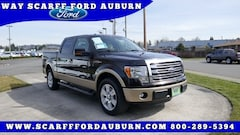 Used 2013 Ford F-150 Lariat Truck for Sale in Auburn WA