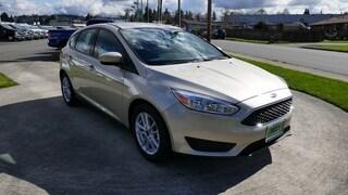 2018 Ford Focus SE Hatchback
